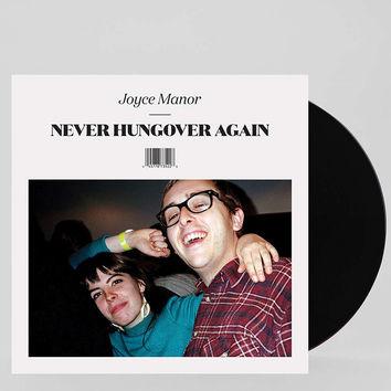 Joyce Manor - Never Hungover Again LP - Urban Outfitters