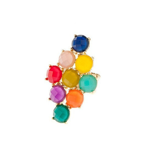 Pree Brulee - Colorful Lithograph Ring