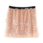 Paillette Embellished Pink Skirt(Coming Soon) [NCSTI0075] - $50.99 :