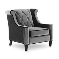 Advocate Chair in Gray by Armen Living