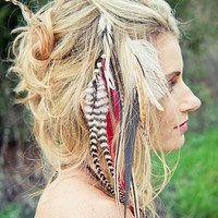 hair / I'm dying for one -ONE- of these, but my husband thinks I'm crazy. I sell #couture #bridal #gowns - is he right, or do you want your consultant to be edgy :)