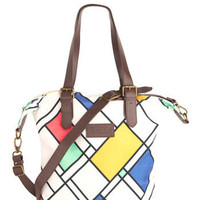 Regular Visitor Shoulder Bag | Mod Retro Vintage Bags | ModCloth.com