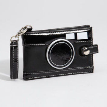 Camera Snap Card Case | Opposite Day Spy Camera Wallet | fredflare.com