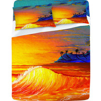 DENY Designs Home Accessories | Madart Inc. Tropical Vision 2 Sheet Set