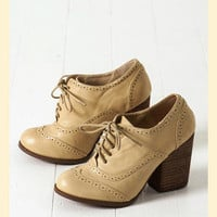 N.Y.L.A Dazey Oxford Heel                    - Francesca's Collections
