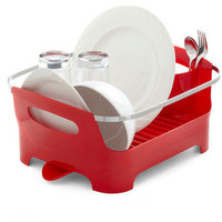 Chore I Can Dish Rack in Red | Mod Retro Vintage Kitchen | ModCloth.com