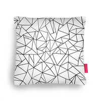 Quirky Illustrated Gifts | Abstraction Outline Cushion by Project M | Ohh Deer
