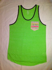 Tuanis — Summer Collection Tank Top - Neon Green