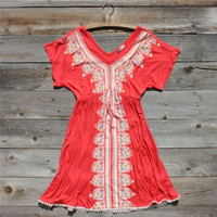 [sold out] Shovel &amp; Spade Dress, Sweet Women&#x27;s Country Clothing