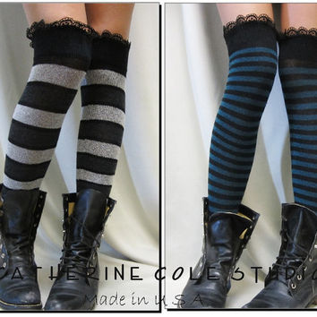 steunk the knee striped from studio catherine cole