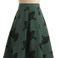 Bettie Page B. Jones Style Skirt | Mod Retro Vintage Skirts | ModCloth.com