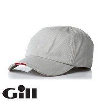 Gill Sailing Cap - Silver