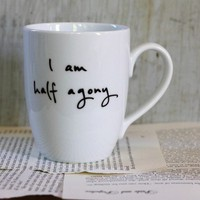 Half agony half hope Persuasion by Brookish on Etsy