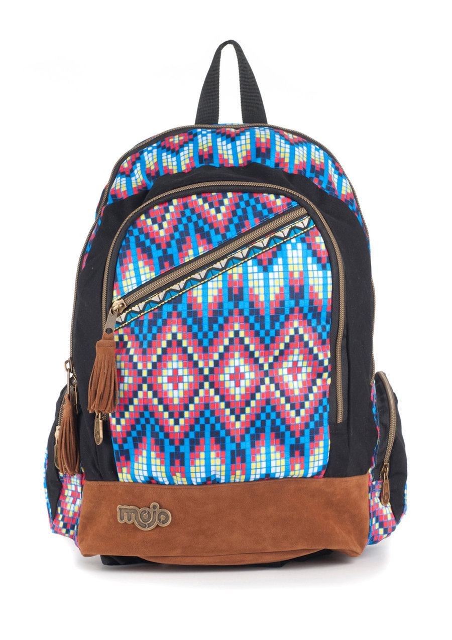 ideeli | MOJO The Red Mohawk Backpack