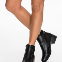 Buckle Boot - Nly Shoes - Black - Everyday Shoes - Shoes - Women - Nelly.com