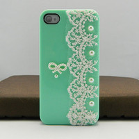 iPhone case iPhone 4 case iPhone 4s case Lace Style  iPhone cover Multiple color choices Listing Stats