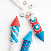 Weekly Wrap #78 : Rocket Wrap | Paper Crave