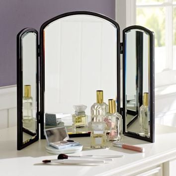 Trifold Beauty Mirror