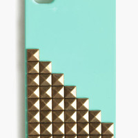 Studly Mint iPhone Case - $33.00: ThreadSence, Women&#x27;s Indie &amp; Bohemian Clothing, Dresses, &amp; Accessories