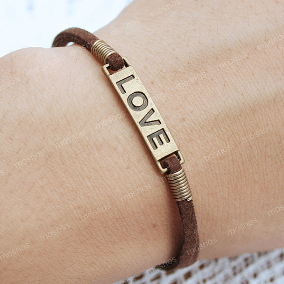 Love bracelet--coffee love boyfriend bracelet, gift for boyfriend, bracelet for friends