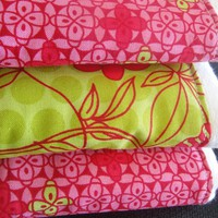 Baby Burp Cloth Set In Boutique Sty.. on Luulla