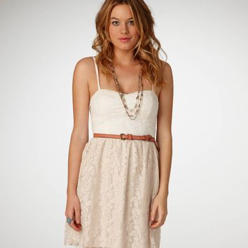 AE Embroidered Corset Dress | American Eagle Outfitters
