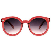 GYPSY WARRIOR - Dre Sunglasses - Red