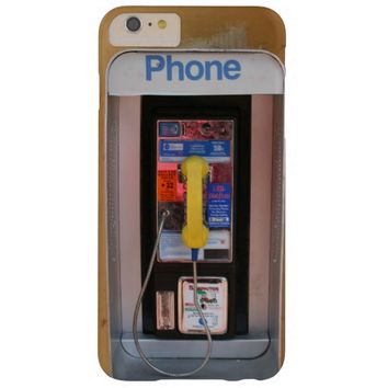 Telephone Booth / Public Payphone