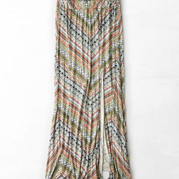 DON'T ASK WHY SIDE SLIT MAXI