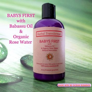 Herbal Transdermal Baby's First Lotion