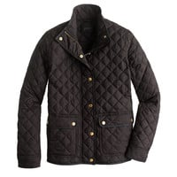 J.Crew Womens Quilted Puffer Jacket