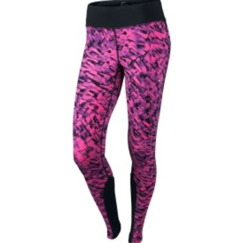 Nike Women's Dri-FIT Epic Lux Printed Running Tights