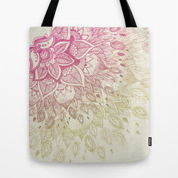 Lovely Lady Tote Bag by rskinner1122