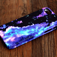 Nebula Galaxy iPhone 6 Plus/6/5S/5C/5/4S/4 3D Wrap Case - iPhone