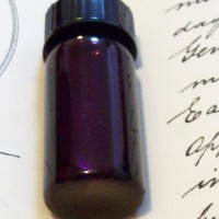 Handmade Pokeberry Witches Ink ceremonial spell writing