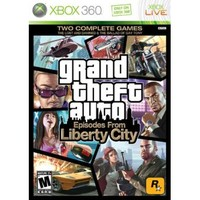 Grand Theft Auto: Episodes from Liberty City - Xbox 360