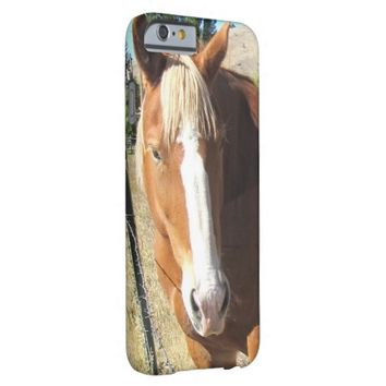 Horse iPhone 6 Case