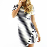 All In Line Dress @ LushFox.com :: Current Fashion Trends & Styles