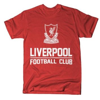 Official Liverpool FC Gameday Red T-Shirt