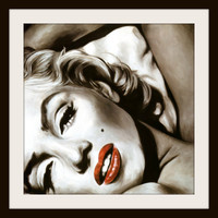Marilyn Monroe Cross Stitch Pattern | Los Angeles Needlework