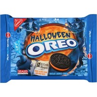 Walmart: Nabisco Oreo Halloween Chocolate Sandwich Cookies, 15.35 oz