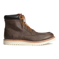 H&M - Boots with Laces