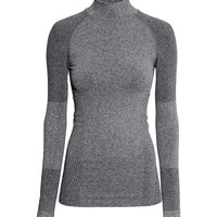 H&M - Seamless Base-layer Top