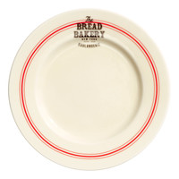 H&M - Plate - Natural white