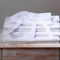 Pure White Bedlinen: Duvet Covers