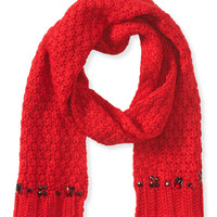 PS from Aero  Kids' Jeweled Scarf