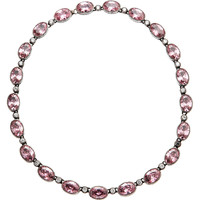 Pink Paste Riviera Necklace