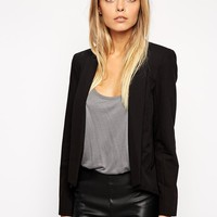 ASOS | ASOS Blazer with Dropped Hem detail at ASOS