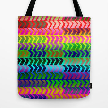Rainbarrow Tote Bag by Webgrrl
