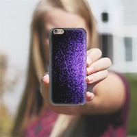 infinity in purple iPhone 6 case by Marianna Tankelevich | Casetify